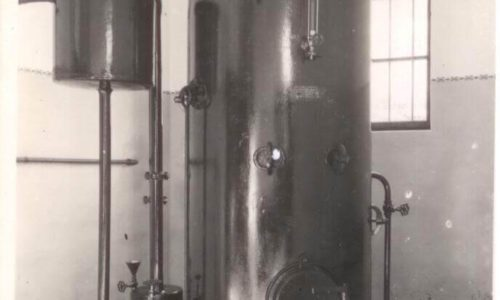 Maschinen zur Milchverarbeitung