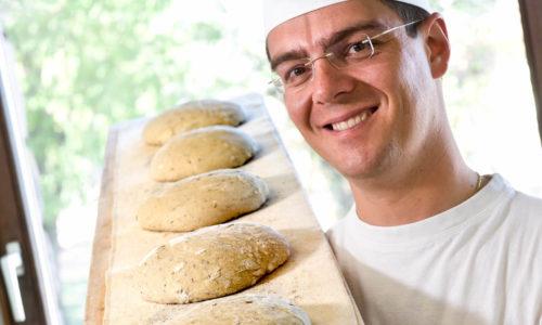 Burgauner Christian von der Bäckerei Burgauner